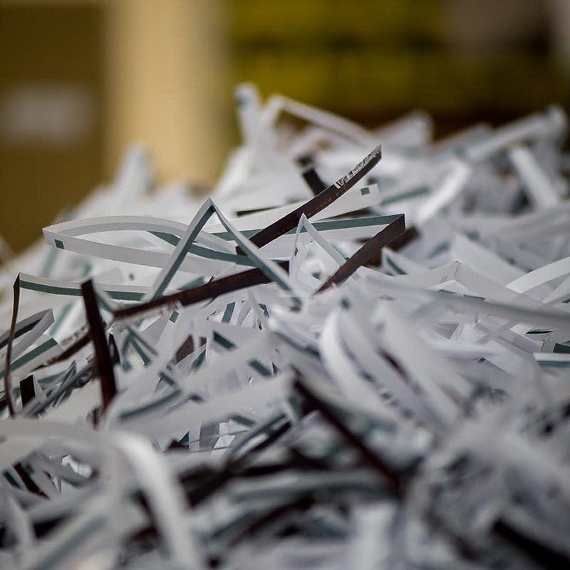 papier à recycler